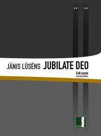 Jānis Lūsens - Jubilate Deo - Full Score